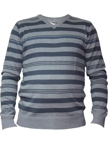 Sweter Blend 3918-1370 Szary-